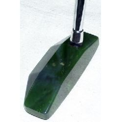 Gem Stone Emerald Green Putter