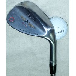W-Titleist Vokey Spin Mill 58* Wedge