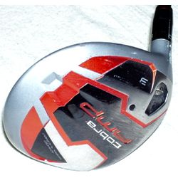 FWL-Cobra LH Amp #3 Wood