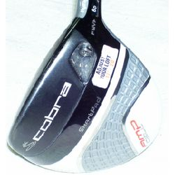FW-Cobra AMP Silver 5-7 Wood