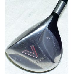 FW-Taylormade V Steel 15* #3 Wood