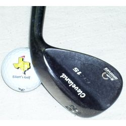 W-Cleveland CG-15 52/10 Black Pearl Wedge
