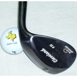 W-Cleveland CG-15 60/08 Black Pearl Wedge
